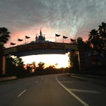 Photo taken at 429 Disney World Exit by Kimberly H. on 11/29/2013