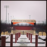 Photo taken at Burlington High School by Joe H. on 3/1/2013