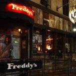 Photo taken at Freddy's Bar by Freddy's Bar on 1/30/2014