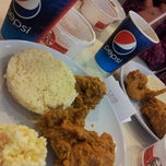 Photo taken at KFC by Dyla S. on 4/1/2015