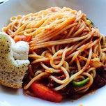 Photo taken at Pasta Pane Vino by Gregory T. on 1/22/2014