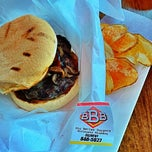 Photo taken at Big Better Burgers by Patrick Simon P. on 6/30/2013