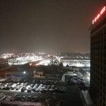 Photo taken at Red Lion Hotel Salt Lake Downtown by Dazzo on 1/20/2013