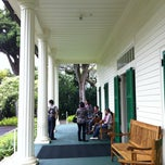Photo taken at Queen Emma Summer Palace by Nathan K. on 3/27/2013