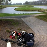 Photo taken at Golfclub De Turfvaert by Jeroen &. on 4/5/2014