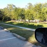 Photo taken at Tamarac Dog Park by Desiree Y. on 11/10/2013