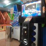 Photo taken at Timezone by Seline T. on 4/3/2014
