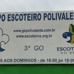 Photo taken at Grupo Escoteiro Polivalente - 3º GO by Pedro H. on 11/24/2013
