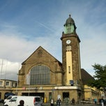 Photo taken at Hagen Hauptbahnhof by David B. on 10/21/2013