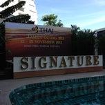 Photo taken at Best Western Premier Signature Pattaya by OFF C. on 11/23/2012