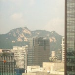 Photo taken at 이스라엘대사관 by Paul Y. on 8/19/2013