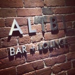 Photo taken at ALIBI by Thomas B. on 4/25/2013