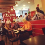 Photo taken at Boloco by Thomas B. on 7/18/2013
