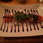 Photo taken at Trattoria Tosca by Lindsay E. on 10/3/2014