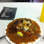 Photo taken at Restaurante Baobab by Raúl B. on 8/19/2012