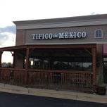 Photo taken at Tipico De Mexico by Elliot D. on 3/19/2012