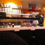 Photo taken at Taiyo Sushi Express by Mathieu M. on 4/3/2012