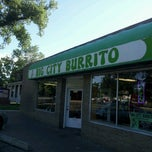 Photo taken at Big City Burrito by Zac P. on 7/22/2012
