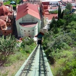 Photo taken at Funicular Panorámico by Agustin G. on 8/24/2012