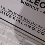Photo taken at River Island by Patrick B. on 11/20/2013
