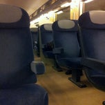 Photo taken at Gare SNCF de Brumath by Theo S. on 12/27/2012