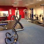 Photo taken at Greasley Sports and Community Centre by Vass C. on 11/2/2013