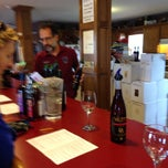 Photo taken at Silver Springs Winery by Brandy G. on 10/27/2013