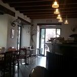 Photo taken at Al Trentadue Cafè by Biliana A. R. on 10/26/2013