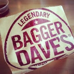 Photo taken at Bagger Dave's by Peng X. on 5/16/2013