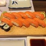 Photo taken at Nagano Japanese Restaurant by Daria S. on 1/3/2014