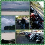 Photo taken at Marine Base Ternate Beach Resort by Mark C. on 3/17/2013