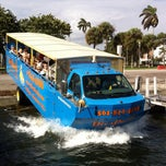 Photo taken at DivaDuck Amphibious Tours by DivaDuck Amphibious Tours on 11/6/2013