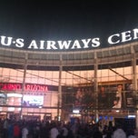 Photo taken at US Airways Center by EDM P. on 12/7/2012