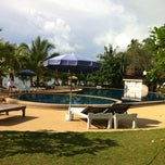 Photo taken at Coral Resort by pimpilar c. on 4/24/2013