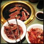 Photo taken at Shabusen Yakiniku House by Bryan H. on 10/14/2012