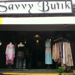 Photo taken at Savvy Butik by Savvy H. on 11/12/2013
