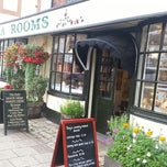 Photo taken at The Polly Tearooms by PilgrimChris on 8/6/2013
