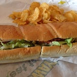 Photo taken at SUBWAY by Michael L. on 5/7/2014