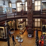 Photo taken at Museum of Archaeology and Anthropology, University of Cambridge by Fatma K. on 8/5/2014