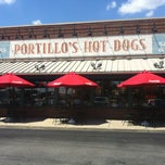 Photo taken at Portillo's Hot Dogs by Robert H. on 7/18/2013