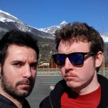 Photo taken at Courmayeur by Giovanni D. on 3/6/2015