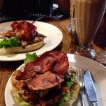Photo taken at Berry Jetz Cafe by Pamela L. on 5/18/2014