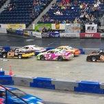 Photo taken at Richmond Coliseum by Joshua N. on 2/17/2013