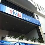 Photo taken at ธนาคารทหารไทย (TMB) by Berd Man Plom-Plam on 9/20/2013
