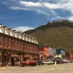 Photo taken at Town Of Silverton, Colorado by Timo K. on 6/2/2013