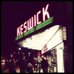 Photo taken at Keswick Theatre by Carlos M. on 12/1/2012