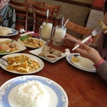 Photo taken at Sweet Lemongrass Restaurant Pandan by MamingNisa D. on 1/31/2013