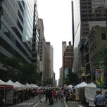 Photo taken at 520 Madison Avenue by __lyron__ on 8/18/2013