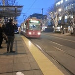 Photo taken at South Lake Union Streetcar by Bruce K. on 2/16/2013
