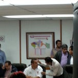 Photo taken at IEPC [Instituto Electoral y de Participación Ciudadana de Tabasco] by J. Alberto A. on 1/14/2015